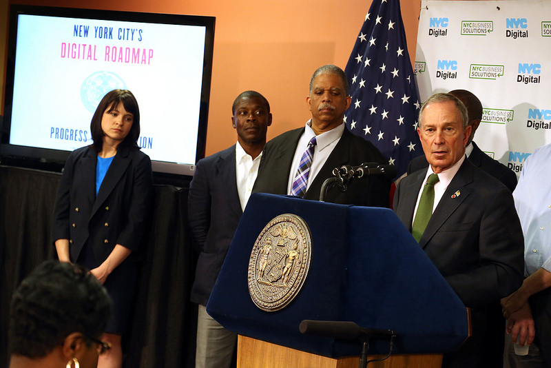 New York unveils 2012 Digital Roadmap: A comprehensive plan to embrace digital and grow NY tech