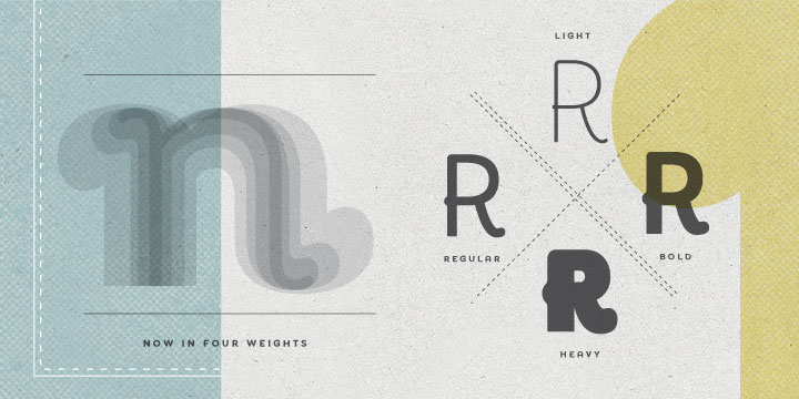 25 Brand new typefaces released last month that you need to know about (August)