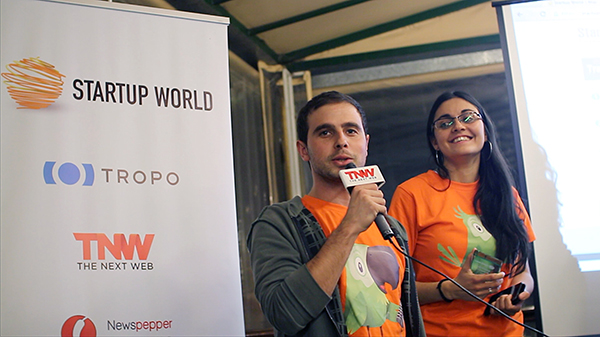 The Social Radio Wins Startup World: Buenos Aires