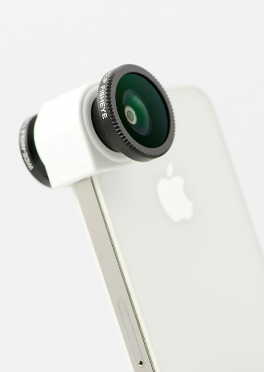 DSC 6105 520x733 Lens attachment accessory Olloclip launches spiffy new white edition for iPhone 4 and 4S