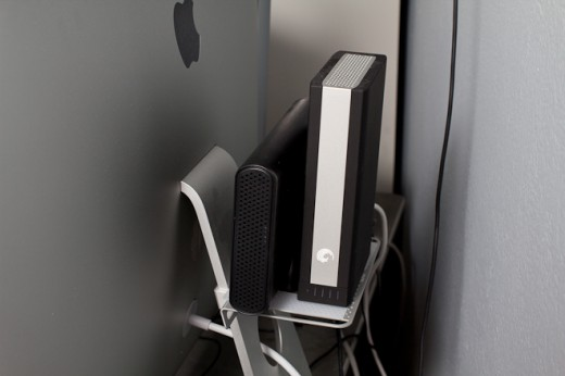 IMG 6918 520x346 The newly refined BackPack 2 is a brilliant shelf for your Mac that stores laptops and hard drives
