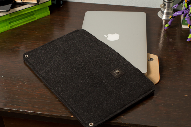 check out 68537 2e4bc Review: Mujjo Originals sheathes your MacBook in lovely swatches of ...