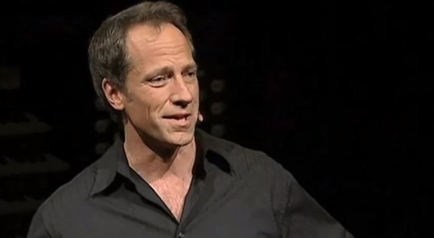 "Discovery Channel's Mike Rowe – ""Innovation without imitation is a waste of time"" ..."