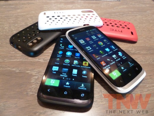 P1020368wtmkwtmk 520x390 HTC introduces the Desire X, its new 4 inch, 1GHz dual core, mass market Android smartphone