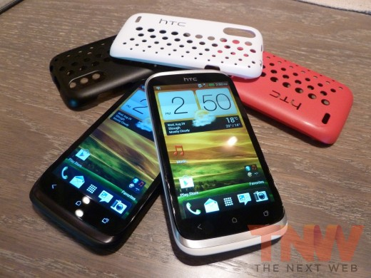 P1020370wtmkwtmk 520x390 HTC introduces the Desire X, its new 4 inch, 1GHz dual core, mass market Android smartphone