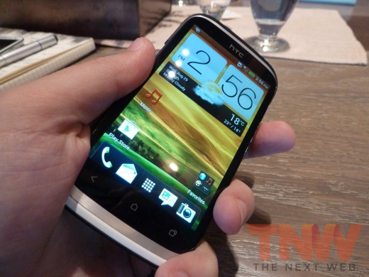 P1020381wtmkwtmk 520x390 HTC introduces the Desire X, its new 4 inch, 1GHz dual core, mass market Android smartphone
