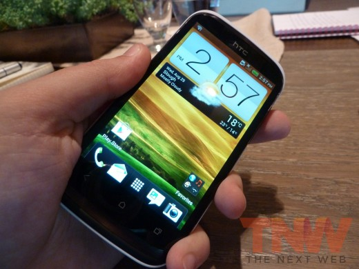P1020382wtmkwtmk 520x390 HTC introduces the Desire X, its new 4 inch, 1GHz dual core, mass market Android smartphone