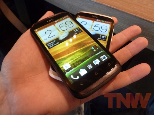 P1020392wtmkwtmk 520x390 HTC introduces the Desire X, its new 4 inch, 1GHz dual core, mass market Android smartphone