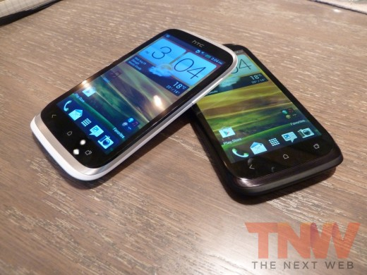 P1020408wtmkwtmk 520x390 HTC introduces the Desire X, its new 4 inch, 1GHz dual core, mass market Android smartphone