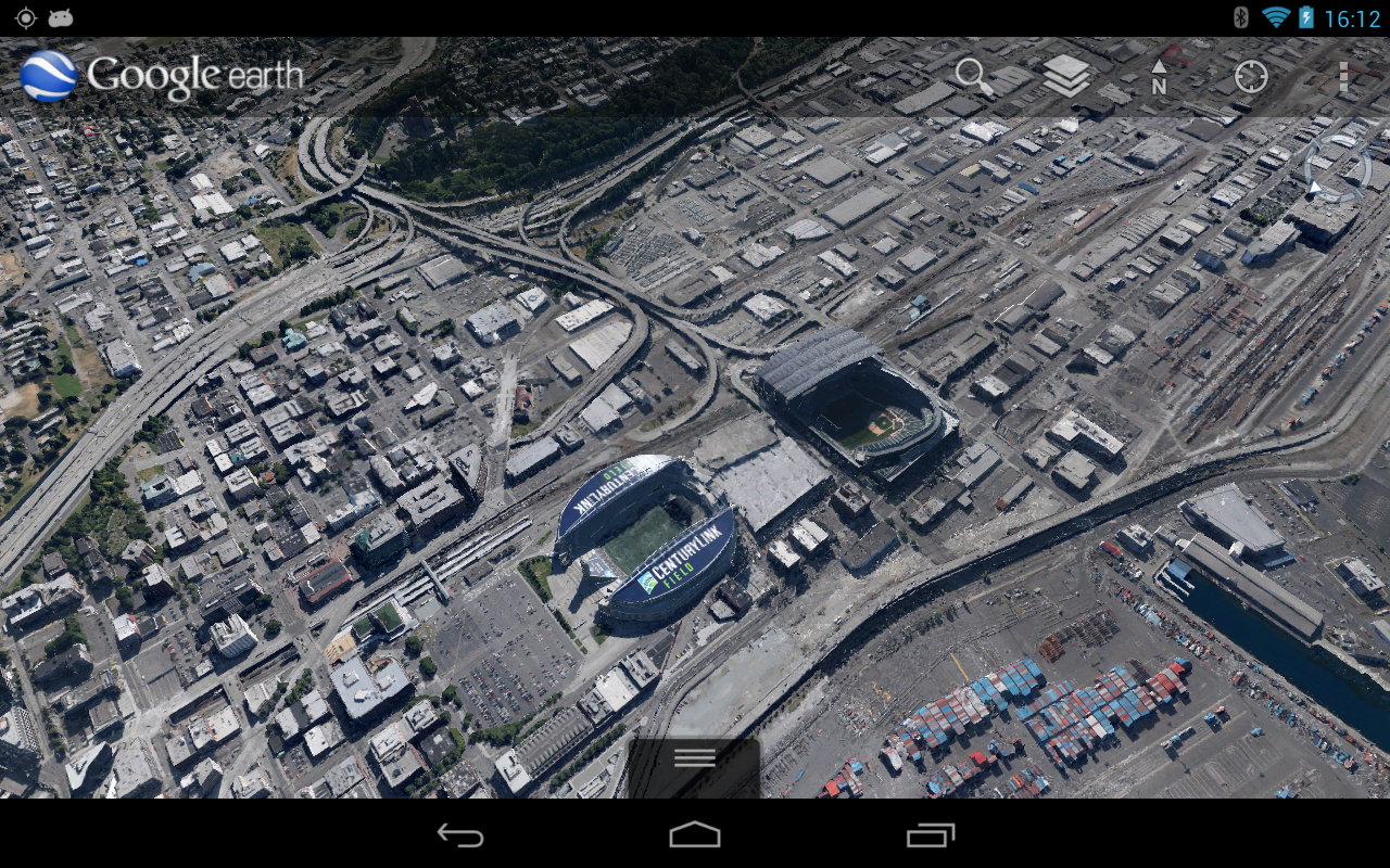 Google earth gets 3d imagery in denver and seattle heres gumiabroncs Image collections