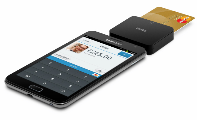 Izettle Goes Android But Only On Samsung And Only In Sweden