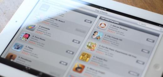 New popular apps