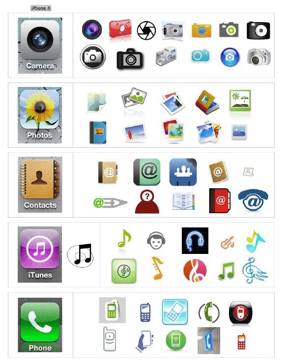 Как на айфоне сделать иконки меньше
