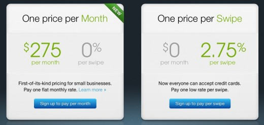 Square introduces flat rate monthly fees for small business not colourmoves