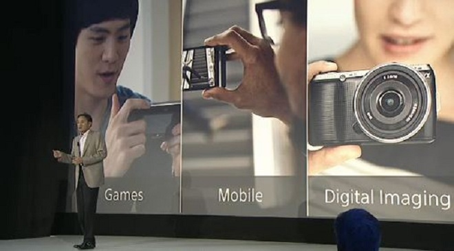 Sony unveils an updated line of tablets and smartphones as it looks to refresh its lagging brand