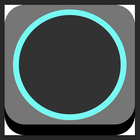 TNWTron SC5 How to create an awesome Tron inspired app icon