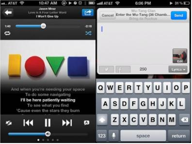 a9 Kiss this guy: TuneWiki rolls out a redesigned iOS app to help banish misheard lyrics