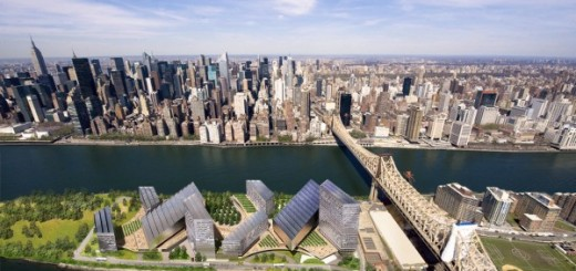 NY's upcoming Cornell tech campus is now accepting applications, will beta test 1st class at Google's ...