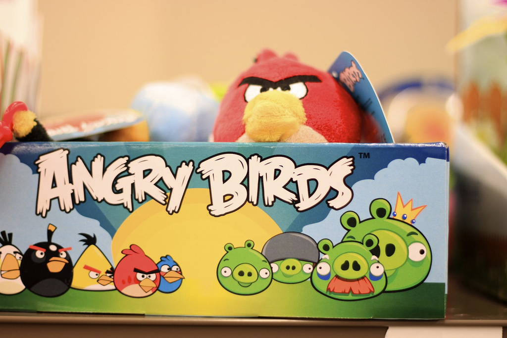 Angry Birds maker Rovio hires former EA exec Oskar Burman to head new Stockholm games studio