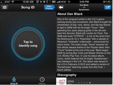 b6 Kiss this guy: TuneWiki rolls out a redesigned iOS app to help banish misheard lyrics