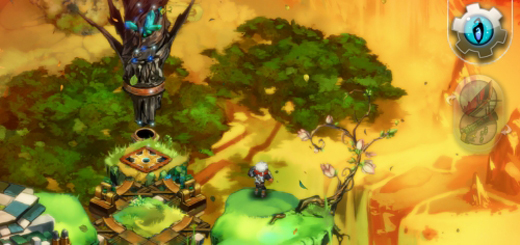 Supergiant Games brings Bastion, the indie RPG, to the iPad