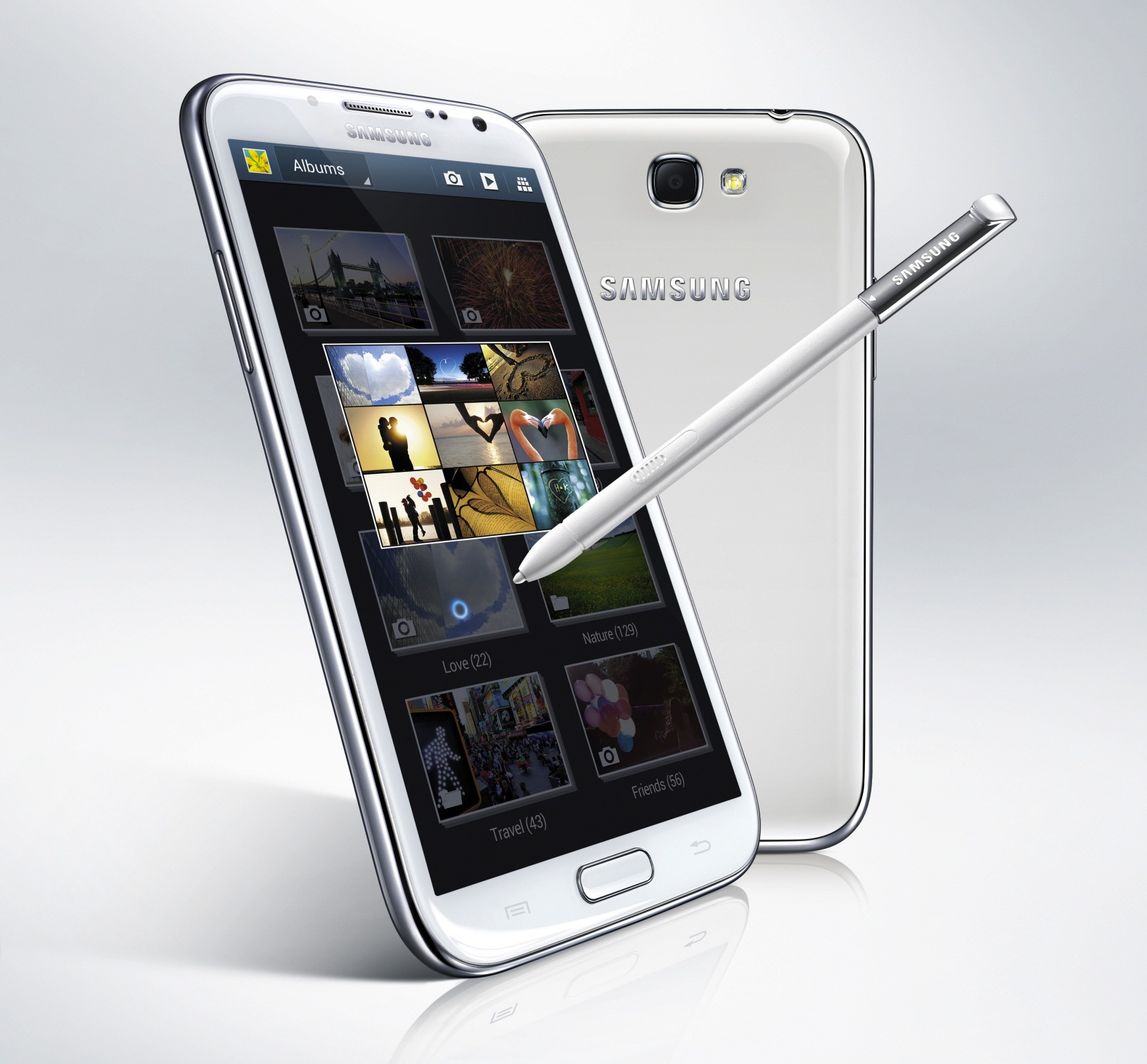 Samsung's Galaxy Note II sales top 3 million units in 37 days