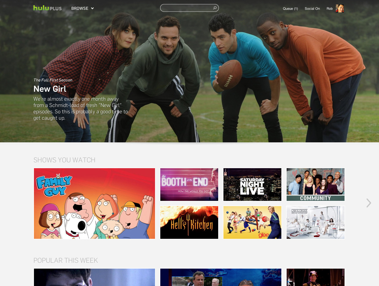 WSJ: Hulu reportedly looking to sell stakes to Time Warner