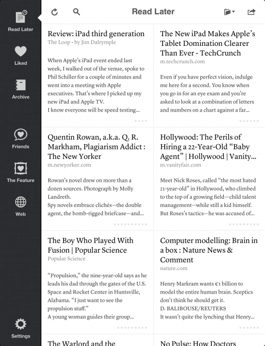 instaipad primary 520x679 Deep dive into Instapaper, how to use it and tips for power users