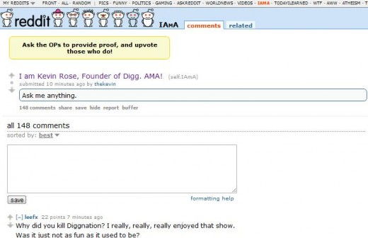 kevin rose reddit 520x336 Whod have thought? Digg founder Kevin Rose invites questions on Reddit