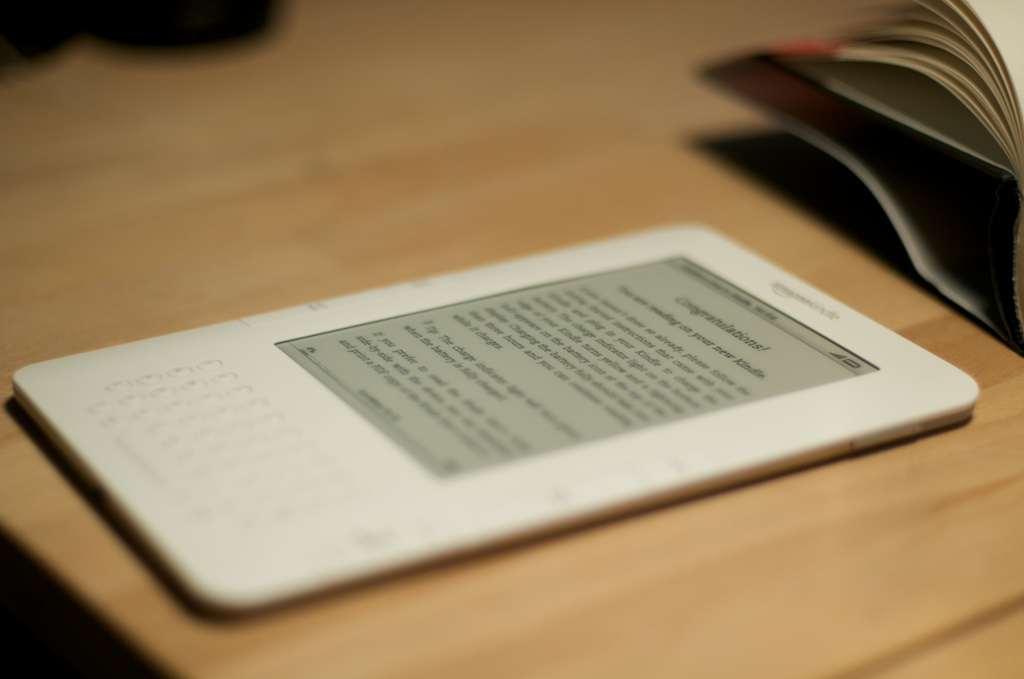 Kindle eBooks now outselling print in the UK, says Amazon
