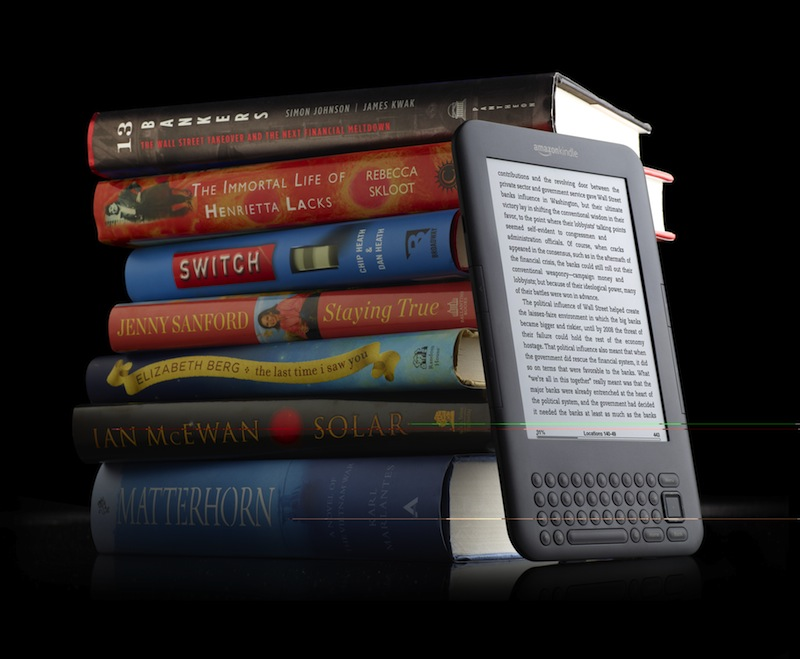 Amazon says its 180,000 Kindle-only books have topped 100 million downloads