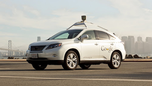 Googles self driving cars have now logged over 300,000 test miles without a single accident