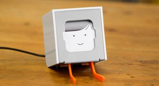 lp2 The smart (and cute) BERG Little Printer is now up for pre order, ships in 60 days
