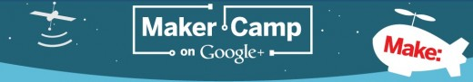 maker camp banner 520x91 How Maker Camp uses Google+ to give teens a behind the scenes look at tech and science