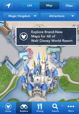 Disney World Launches New Guide App, With Hints at NextGen Fastpass