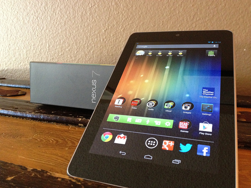 Google's Nexus 7 tablet quietly comes to France, Germany and Spain