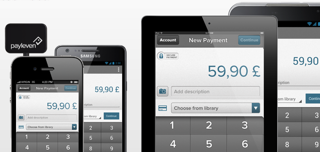 Heads up, iZettle: the Samwer brothers' Square clone Payleven expands to UK, Brazil and more