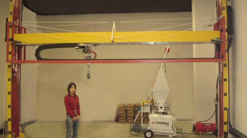 This giant 3D printer can construct a house in as little as 20 hours