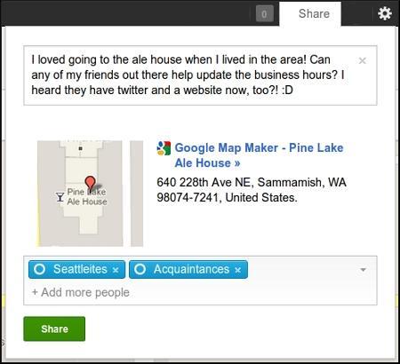 Google Map Maker Add Place