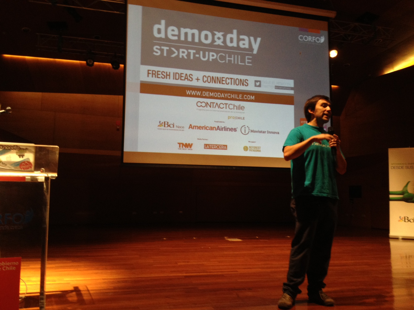 Chilean startups take the lead in Start-Up Chile's new round