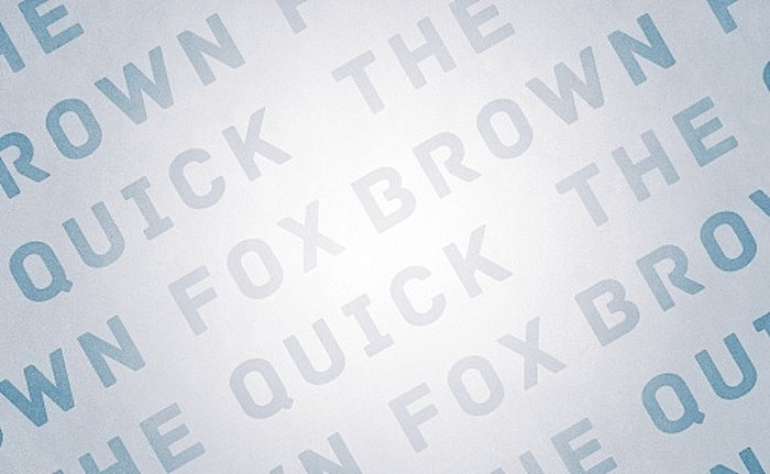 Design Inspiration: 21 Gorgeous experimental typefaces for your inner designer (August)