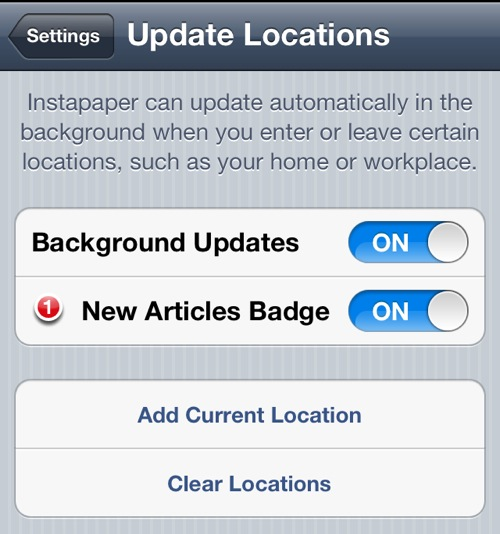 updatlocation Deep dive into Instapaper, how to use it and tips for power users