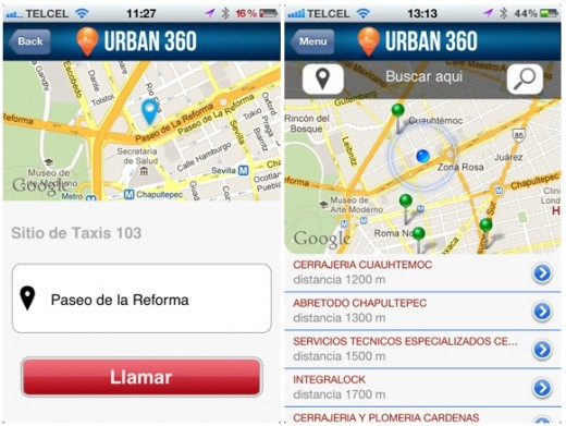 urban 360 local 520x391 Startup Factorys alum Urban360 targets city dwellers in Mexico and beyond