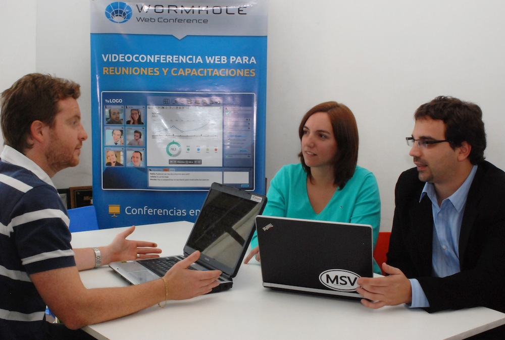 Argentina's Wormhole IT partners with Vivo to bring web conferencing to Brazil's SMBs
