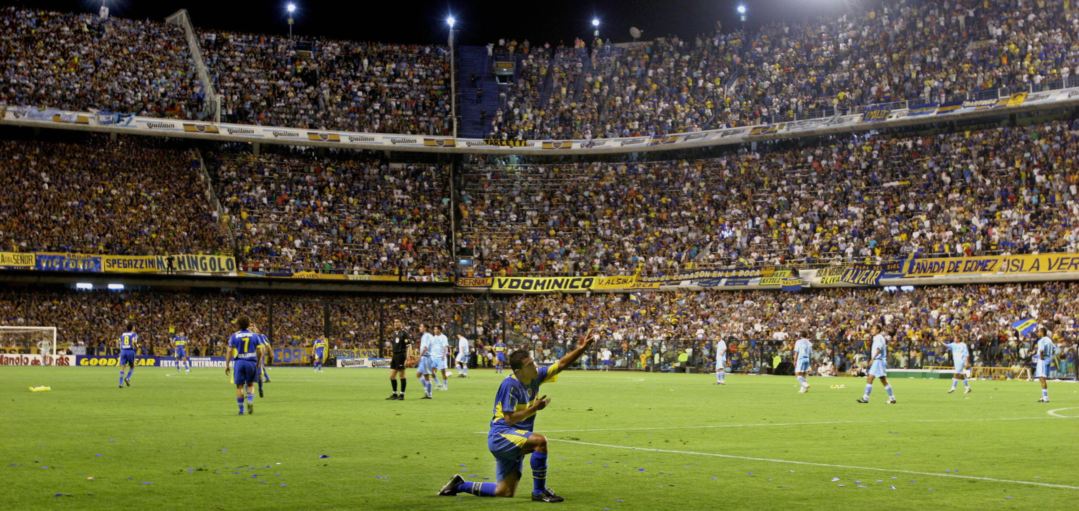 Argentine soccer club Boca Juniors brings optical fiber and high-speed wi-fi to its stadium