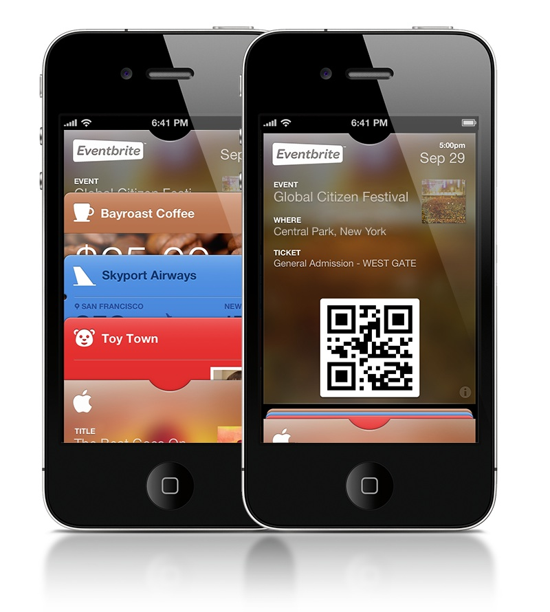 Eventbrite will support Apple's Passbook for all event tickets