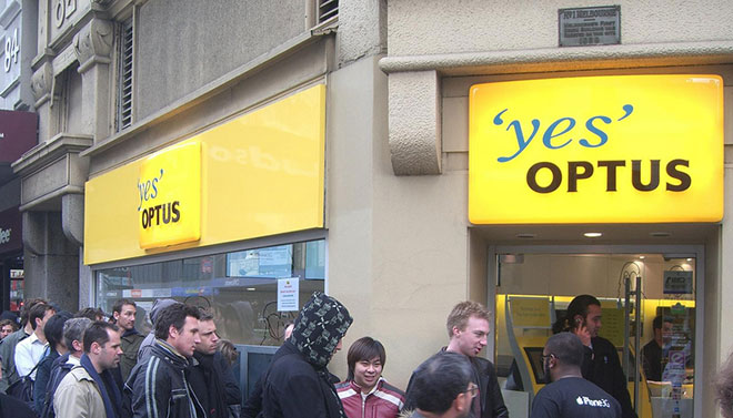 Australia's Optus launches 4G network in Sydney, Perth & Newcastle