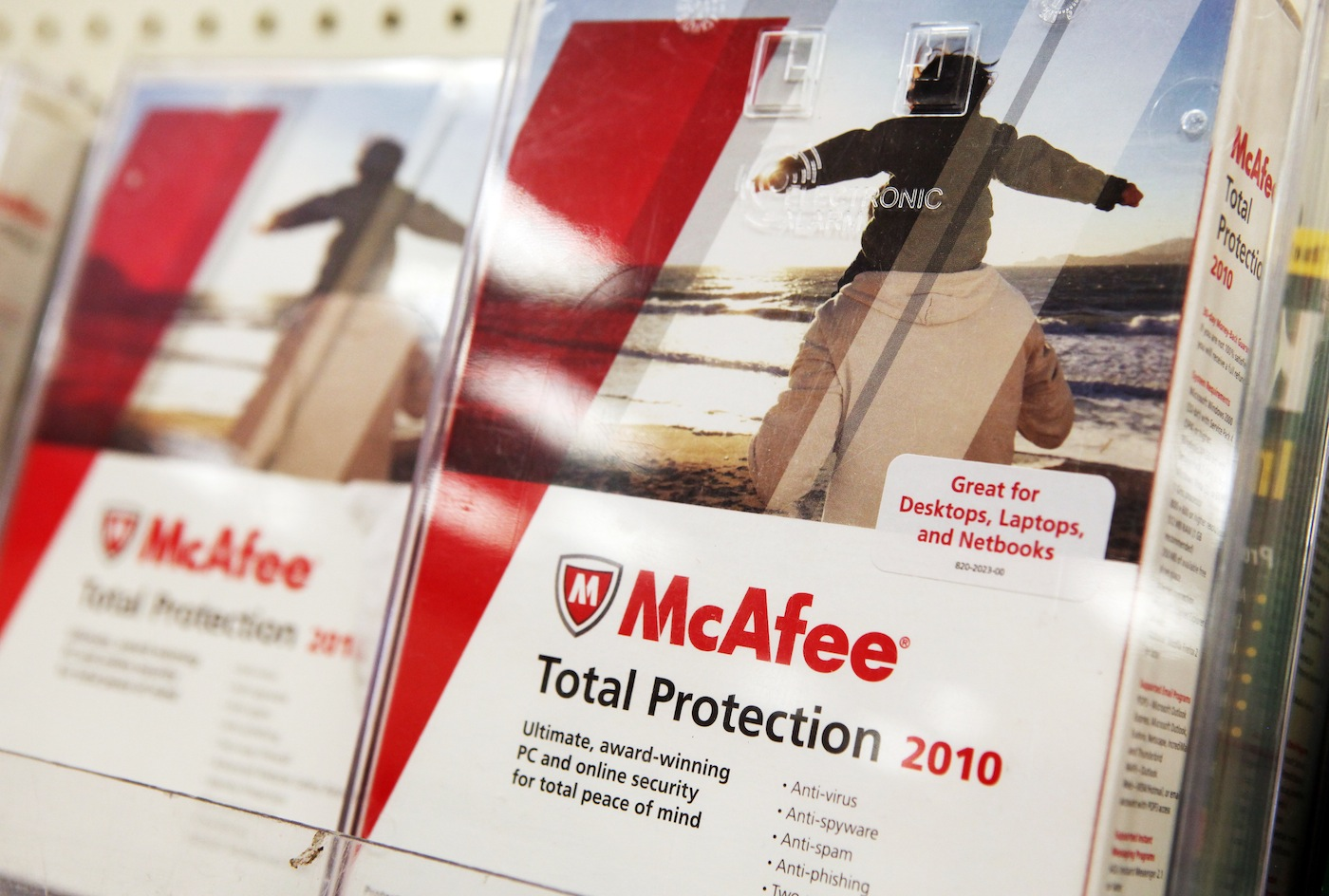 Source: McAfee held talks to buy Good Technology, deal blew up over price
