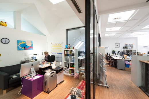 12. SoundCloud 02 520x346 Awesome offices: Inside 12 fantastic startup workplaces in Berlin