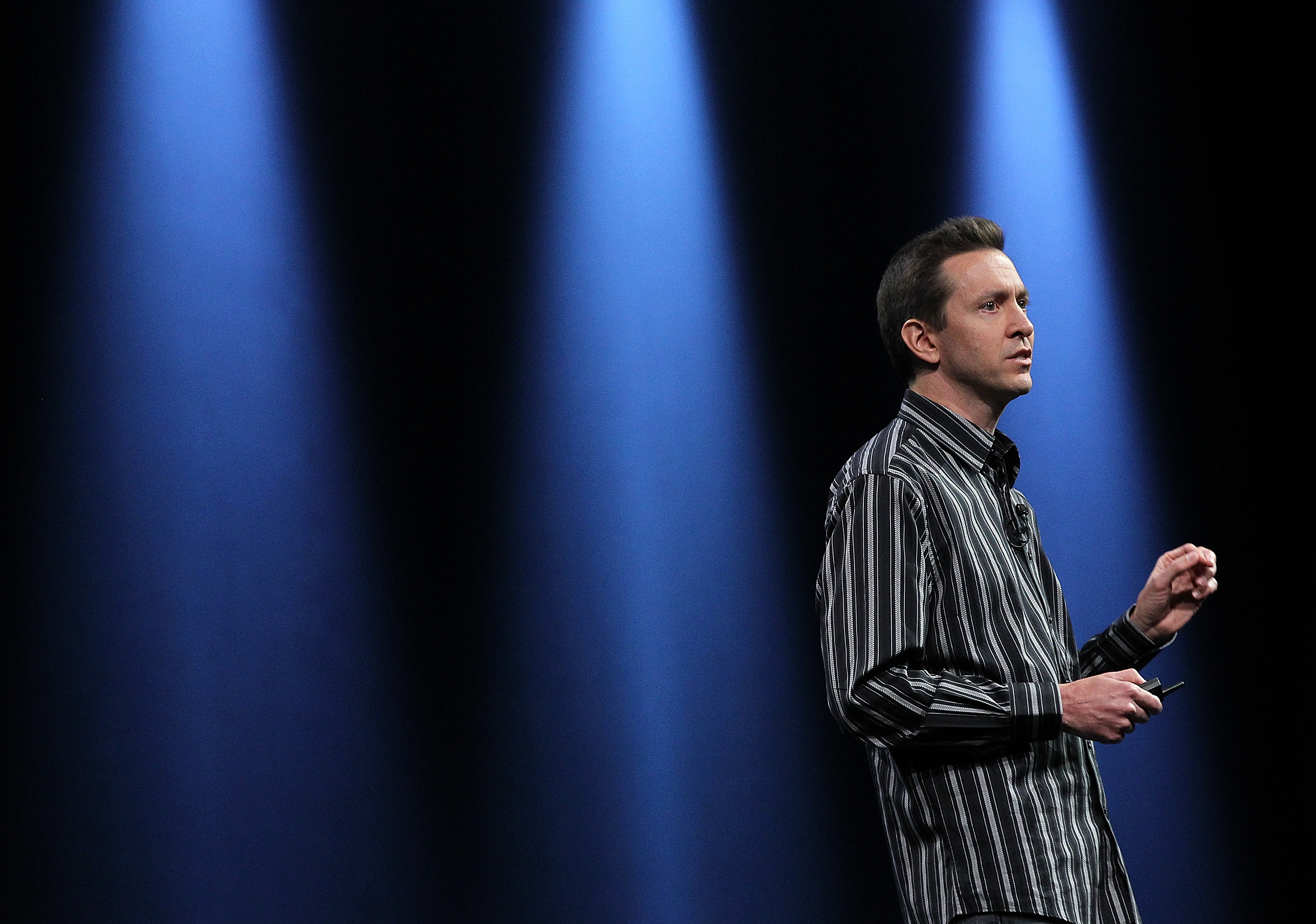 Apple's Scott Forstall to leave company in 2013. Browett out as Cue, Ive, Fedherighi take on new roles ...
